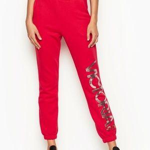 Victoria's Secret Pants - NWT Victoria's Secret High-Waist Drawstring Pants